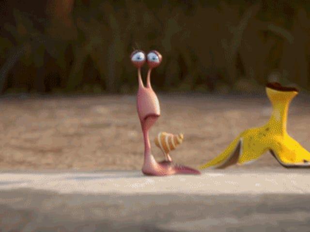 Σύντομη ταινία: Αυτή η ξεκαρδιστική ιστορία αγάπης μεταξύ σαλιγκαριών αξίζει τον κόπο της Pixar
