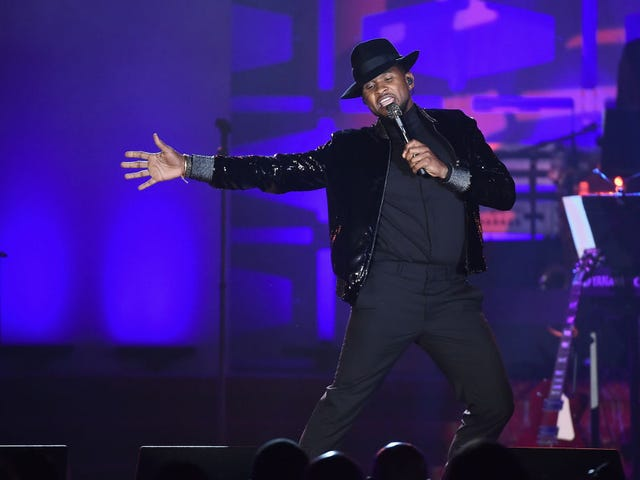 Is Usher a Legend In the R&B Game? Yes. Yes, He Is