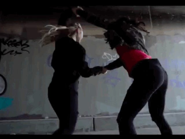 This Fight Between Black Widow and Elektra's Stunt Doubles Is Better Than Anything in Marvel's Movies