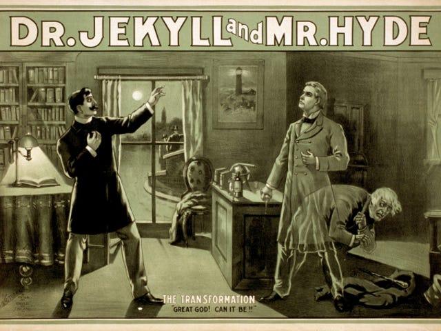 ล้างสารพิษดร. Jekyll