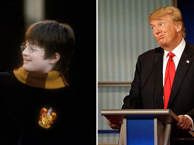 Bolehkah Harry Potter Mempengaruhi Pemilihan Presiden?