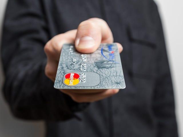 Ne pas jeter les cartes de débit prépayées quand elles sont faites <em></em>