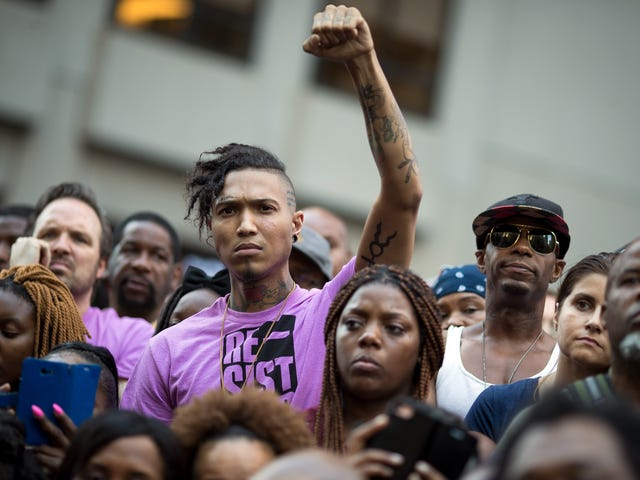 10 Things I Know All Black People Would Protest