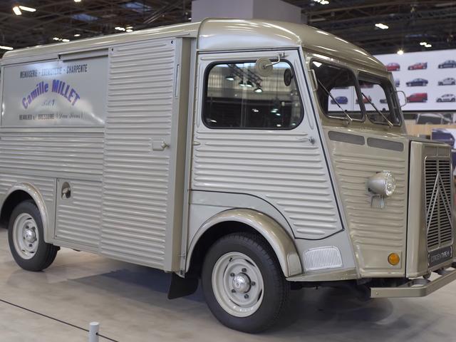 Please Stop Using Citroën H Vans as Food Trucks