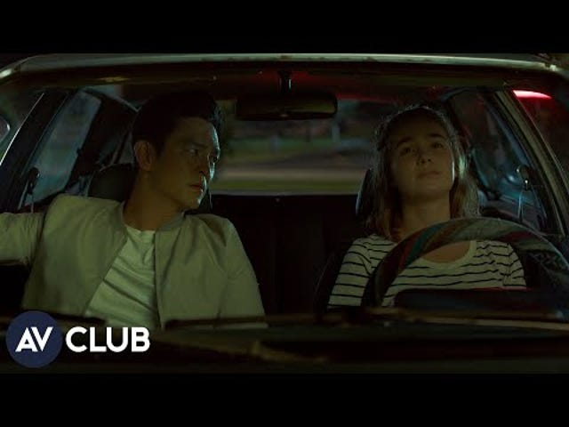 Haley Lu Richardson really wishes everyone would see her Sundance hit, Columbus