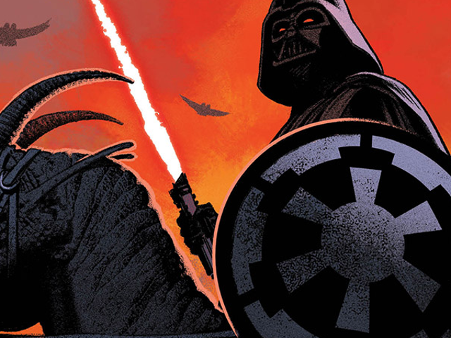 Marvel Found a Replacement for Chuck Wendig's Scrapped Darth Vader Comic Surprisingly Quickly