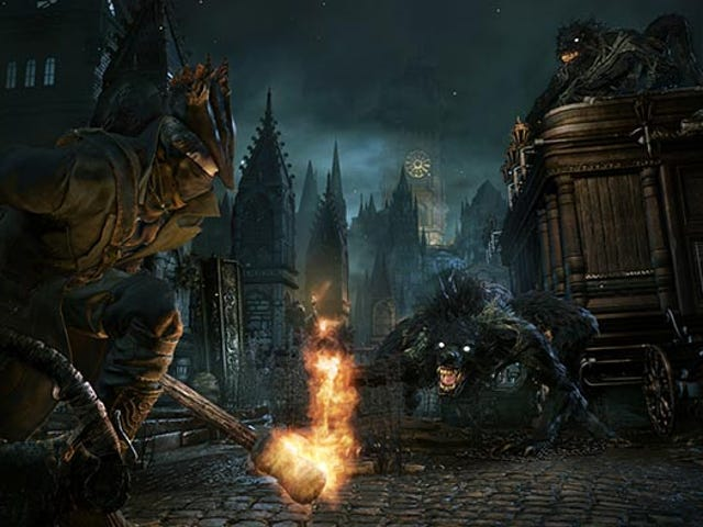 Watch A <i>Bloodborne </i>Troll Trick A Ton of People Into a Nightmare Pit