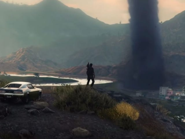 Just Cause 4 Announced—Officially This Time