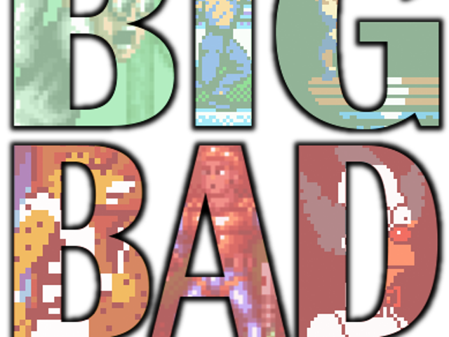 The Big Bad Game-a-thon Just Released Their Games List