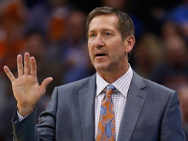 Informe: Knicks contratará a Jeff Hornacek como entrenador en jefe