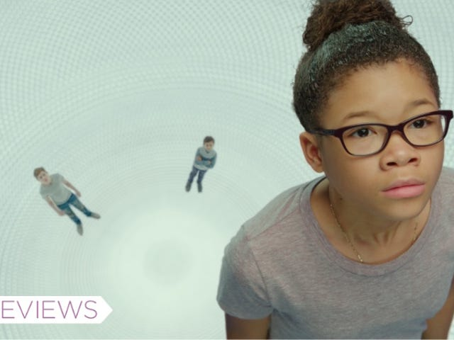 A Wrinkle in Time Tries to Soar, but Has Trouble Staying Grounded
