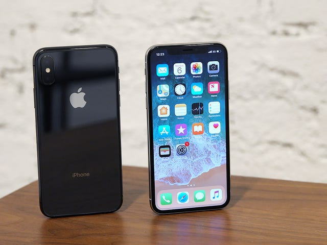 At $770, a Refurbished iPhone X Might Be the Best iPhone Deal Around