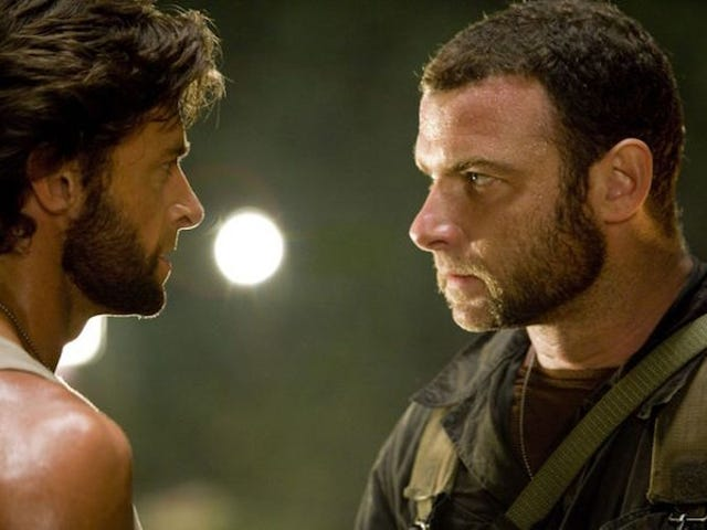 "嘿,谁愿意在"" <i>Wolverine 3</i>看到Liev Schreiber的""Sabretooth""?"