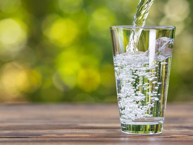 我实际上每天需要喝多少水?