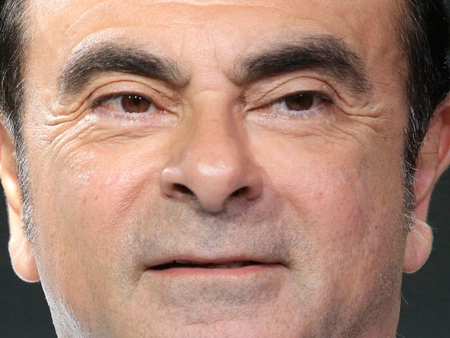 With Carlos Ghosn's Arrest, the Auto Industry Loses One of Its Most Powerful People in a Bizarre Way