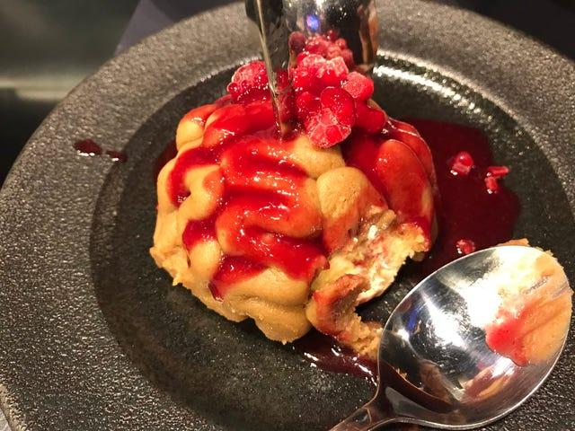 I Ate The Resident Evil Brain Cake