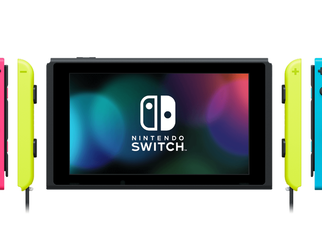 Please Let Me Buy Individual Joy-Cons To Mix And Match