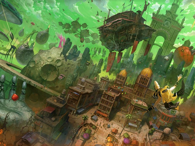 A Spoiler-Filled Guide to Gravity Rush (If You Want To Just Play the Sequel)
