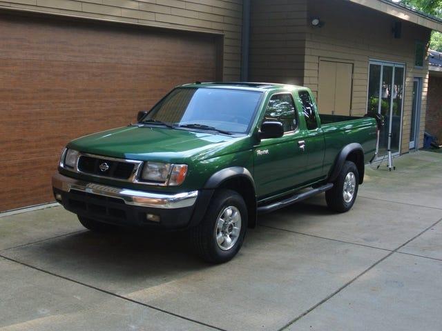 Green Truck!