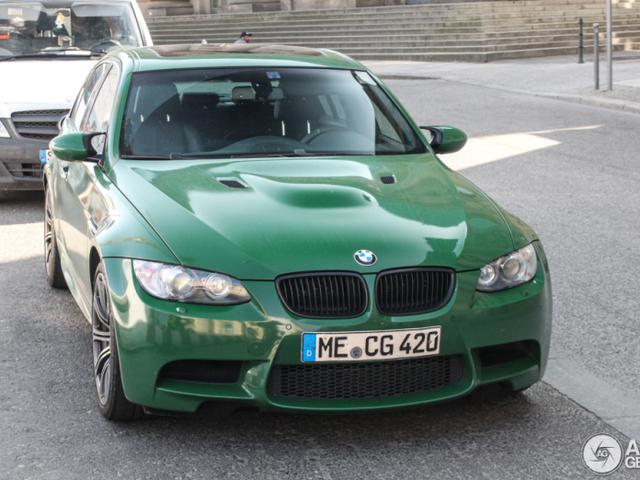 It's time for a green car appreciate thread