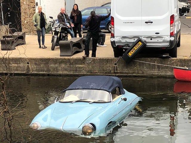 356 goes Watercooled