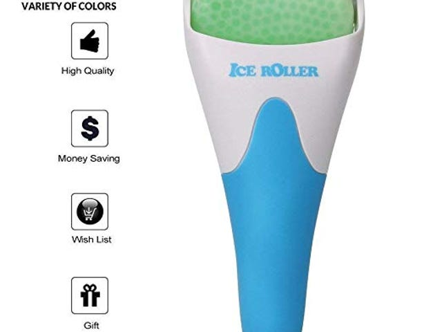 ESARORA ICE ROLLER for Face & Eye, Puffiness, Migraine, Pain Relief and Minor Injury $6.47