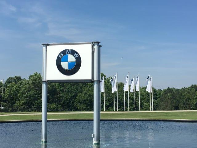 BMW Zentrum/BMW CCA photodump.
