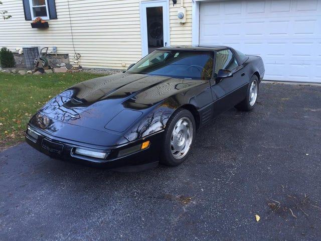 1993 Corvette ZO7 6spd for $6,000...lasted 24hrs.