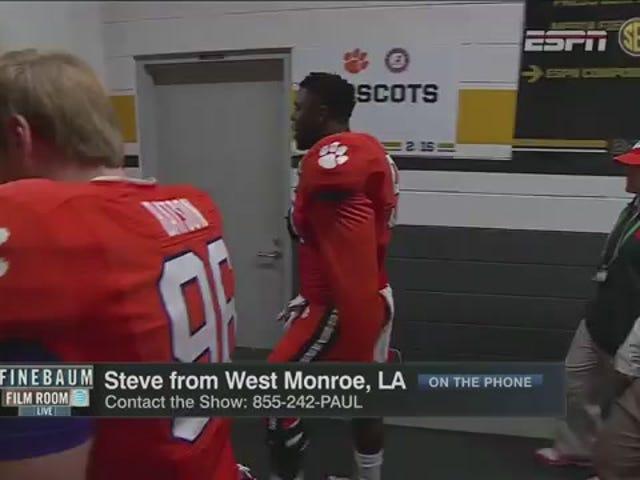 Ce fan de l'Alabama est sur sa 18ème bière