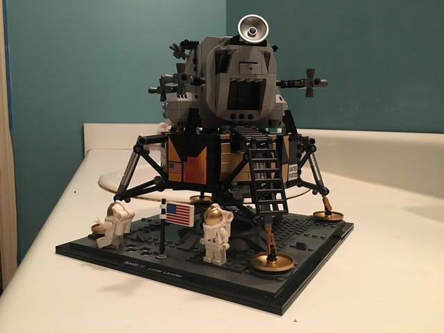 En honor al 50 aniversario de Moon Landing