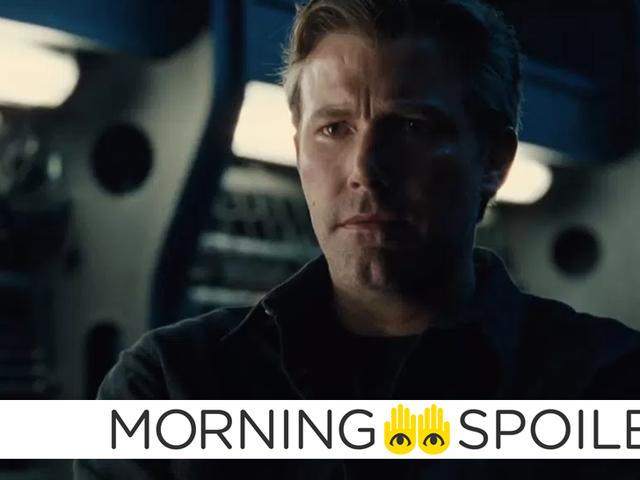 Even More Rumors About Ben Affleck's Future as Batman