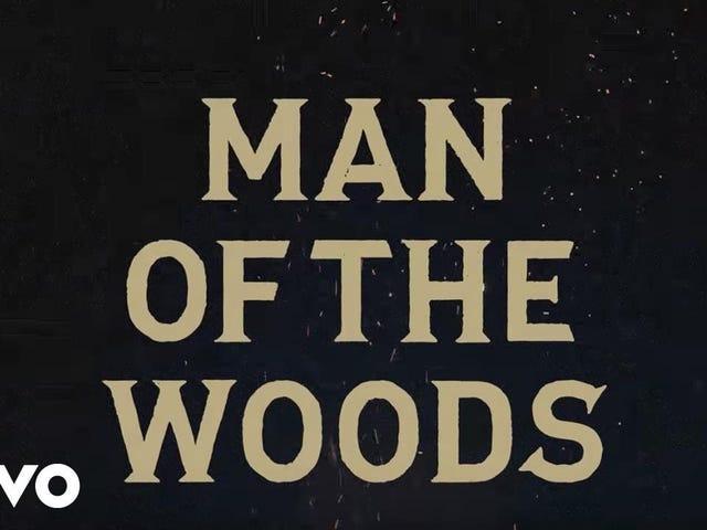 Justin Timberlake jest najwyraźniej Rugged, Singing Woodsman