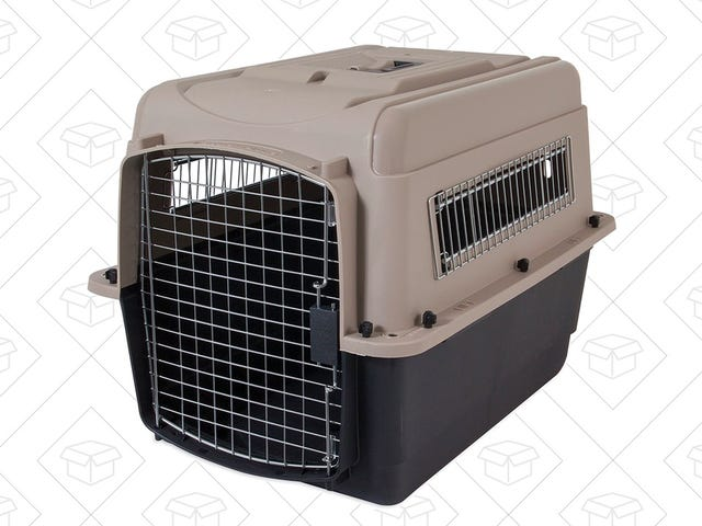 Save 30% On These Petmate Dog Kennels, Courtesy of Amazon