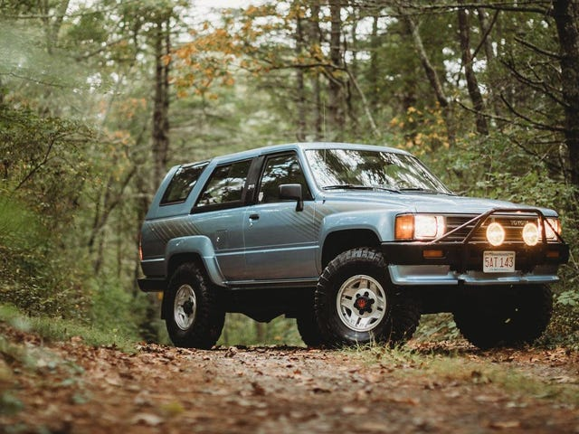 You Bought The Wrong Toyota 4Runner