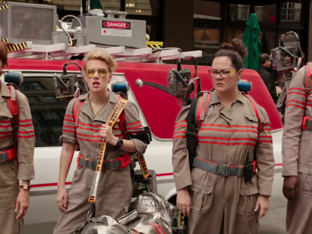 Leslie Jones On Playing a MTA Worker: 'Why Can't a Regular Person Be a Ghostbuster?'