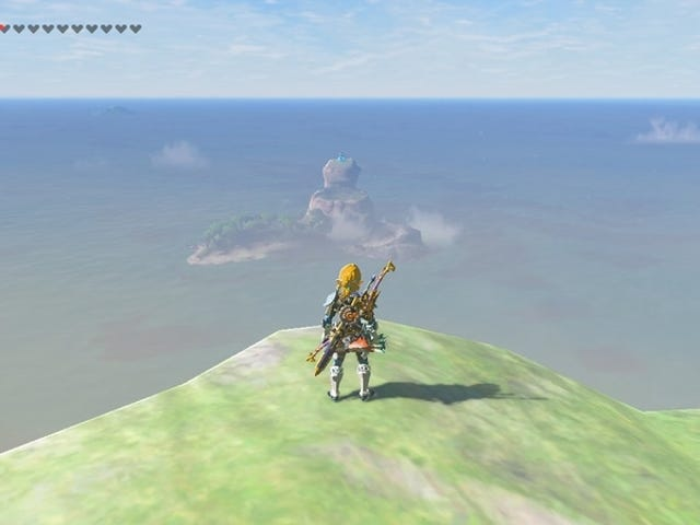 Breath of the Wild's Eventide Island Is Nothing New, But Still Cool As Hell