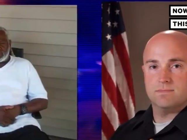 L'officier qui a tué Eric Logan et qui l'a tué ne sera pas accusé ... comme d'habitude