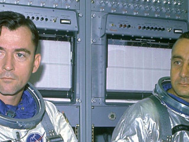 50 jaar geleden, NASA-astronauten smokkelden een Corned Beef Sandwich de ruimte in