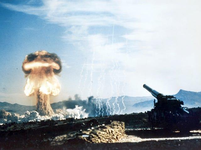 Atomic Annie: el día que Estados Unidos fabricó 20 cañones nucleares y solo disparó uno una vez