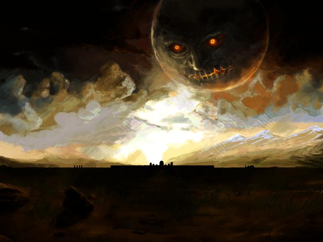 Een nieuw geïllustreerd verhaal over <i>Majora's Mask</i> raadselachtige verhaal van <i>Majora's Mask</i>