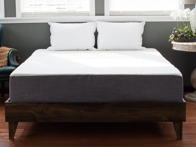 The Biggest Amazon Coupon We've Ever Seen Takes $300 Off Foam Mattresses