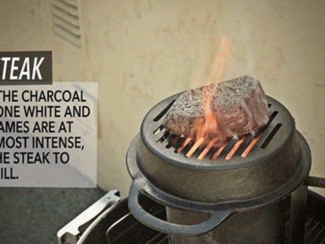 ステーキを完璧に調理する方法