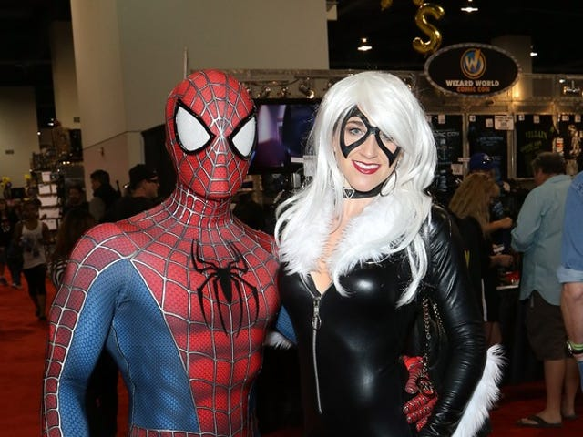 Sony, 2019 için Black Cat / Silver Sable filmini kurdu