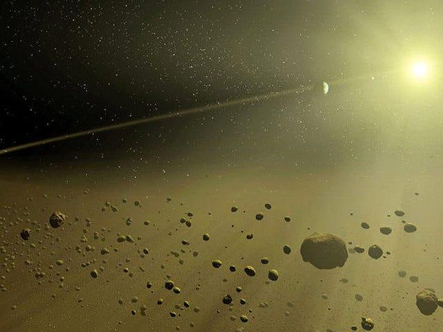 La estrella que alberga la supuesta megaestructura alienígena podría tener un exoplaneta con anillos