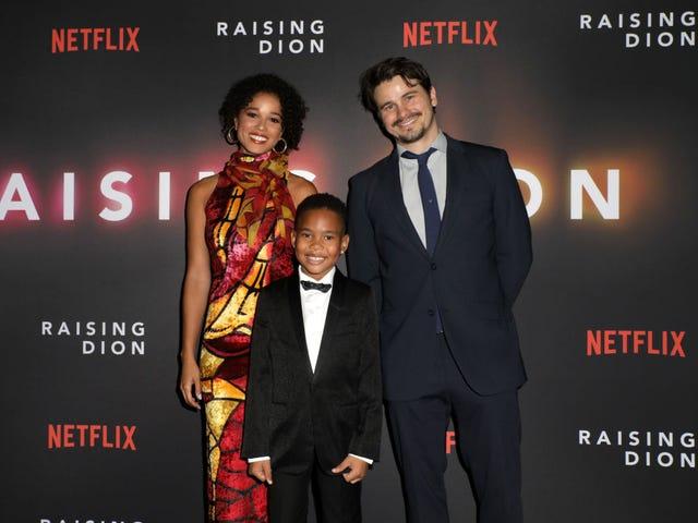 8 Meget sorte grunde til at tjekke rejse Dion på Netflix