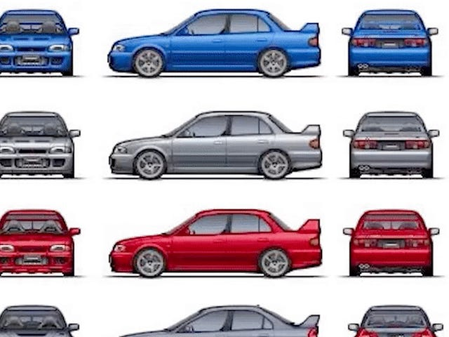 Here Is The Mitsubishi Lancer History Lesson You Needed Today