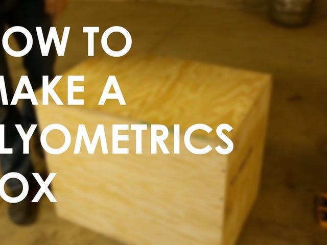 Tìm hiểu làm thế nào để xây dựng hộp số đo của riêng bạn để làm việc tại nhà