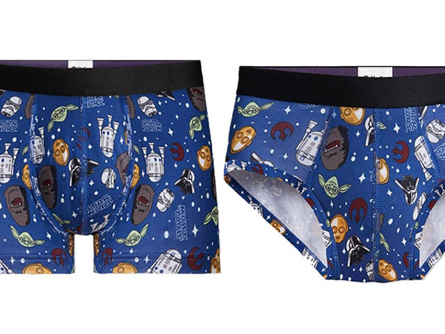 MeUndies Is Here With A New Star Wars Collection Featuring Your Favorite Characters (15% Off)
