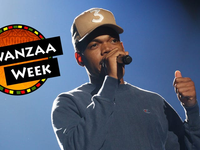 Habari Gani?! Ujamaa! Chance the Rapper Embodied Cooperative Economics in 2017