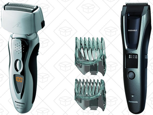 Get Your Beard Under Control With A Couple of One-Day Deals From Amazon